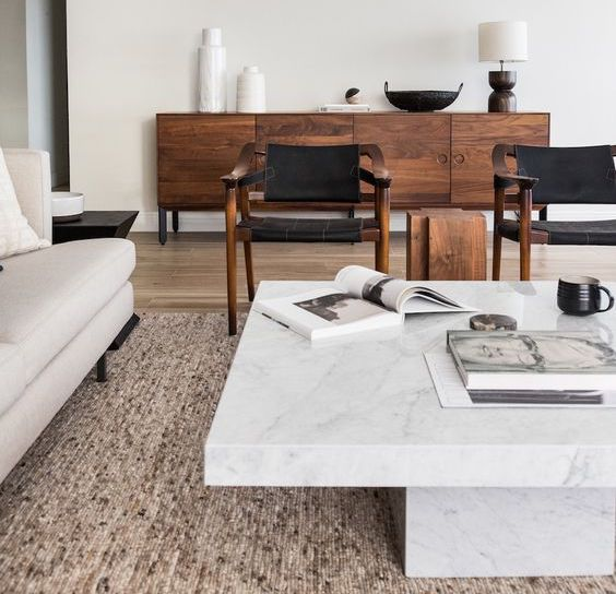 Monolithic Craft Furniture Coffee Table