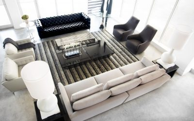 Five of the hottest coffee table trends right now